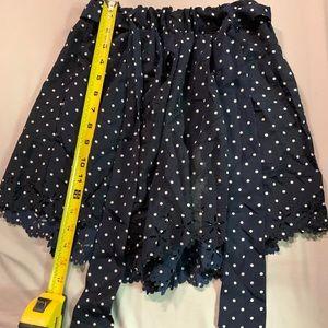 Dresses & Skirts - Polkadot Shorts/skirt